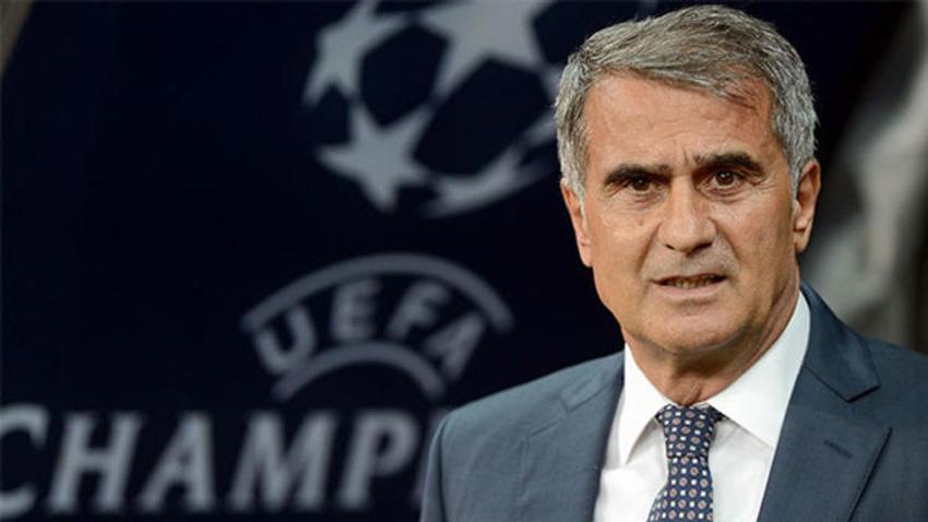 Beşiktaş'ın Şenol Güneş sonrası için ilk rotası belli oldu