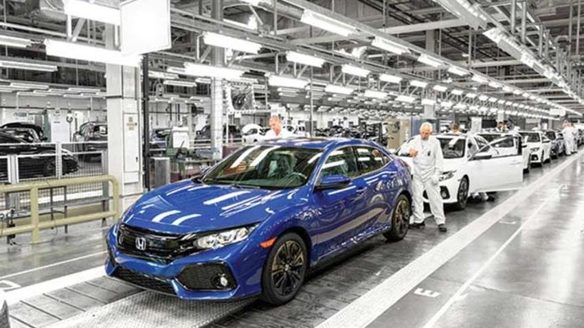 Honda, Türkiye'de üretimi durduruyor