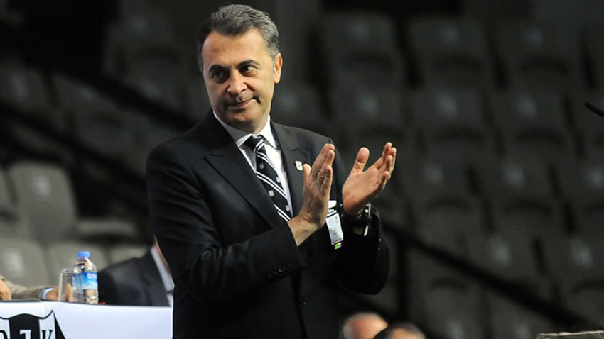 Beşiktaş'ta Fikret Orman 5. kez başkan seçildi