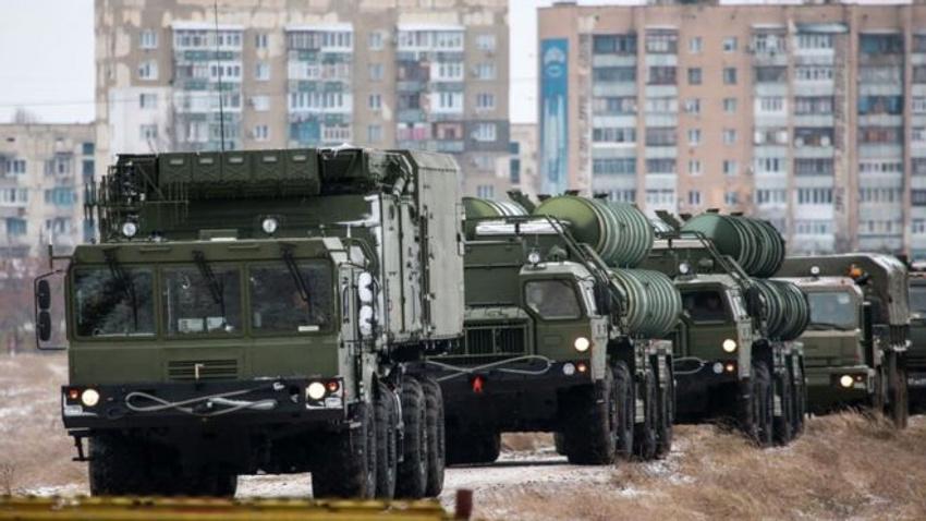 Rusya'dan S-400 açıklaması: Ertelenme söz konusu değil