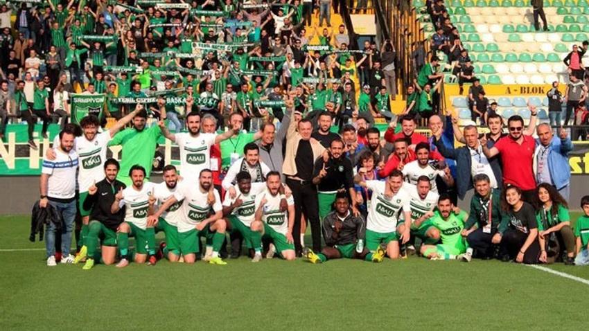 Spor Toto 1. Lig'de şampiyon Denizlispor!