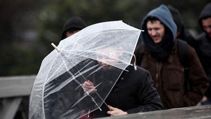 Meteoroloji'den son dakika uyarısı: Kuvvetli rüzgar ve fırtına bekleniyor