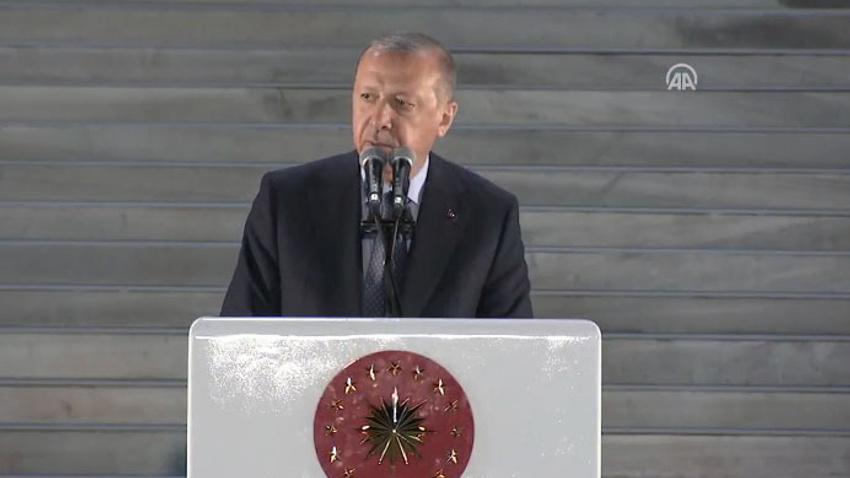 Başkan Erdoğan'dan partilere çağrı: Büyük oyunu hep birlikte bozalım