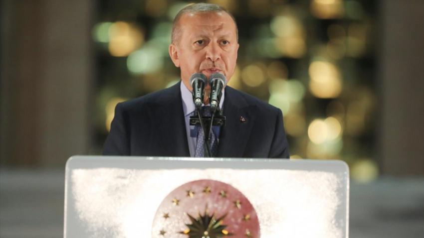 Erdoğan: Bugün dünyada en çok ihtiyaç duyulan adalettir