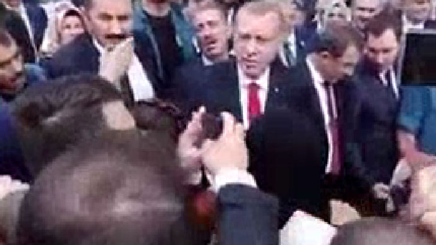 Erdoğan'dan 'iki üniversite bitirdim işsizim' diyen EYT mağduru kadına: Kocan ne yapıyor?