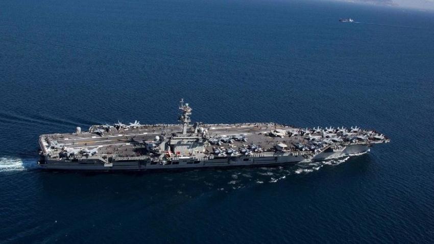 İran ABD'yi bir kez daha tehdit etti: Gemilerinizi batırırız