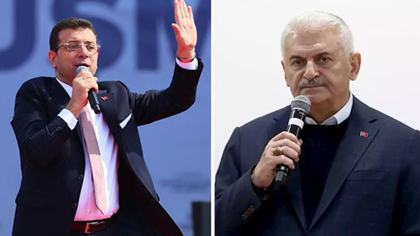 İki anket şirketi İstanbul'daki son durumu açıkladı