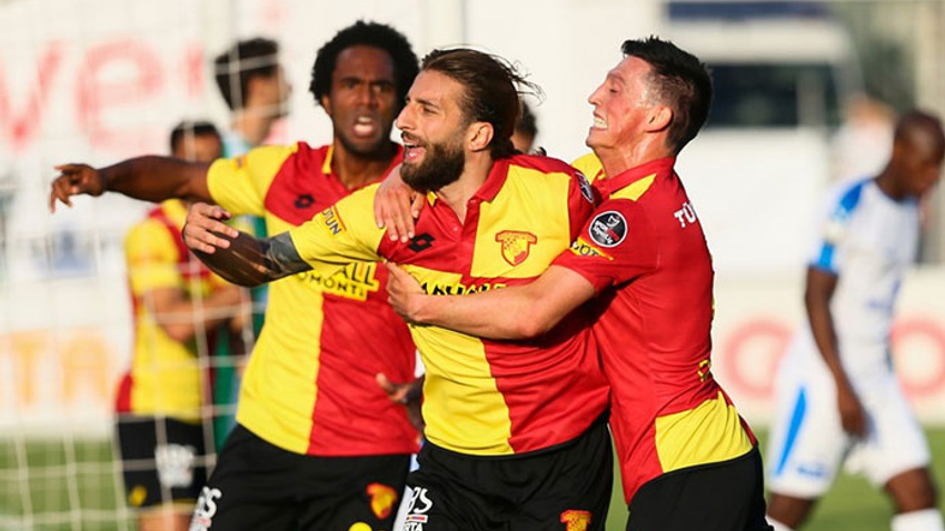 Göztepe ligde kaldı, Bursaspor ve Erzurumspor Süper Lige veda etti