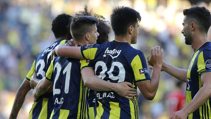 Kanarya 3 puanla veda etti! Fenerbahçe sezonu 6. tamamladı