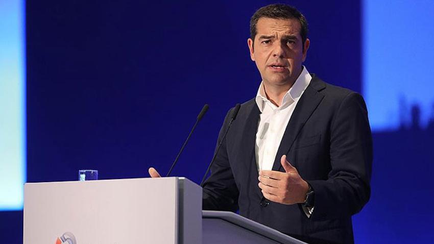 Yunanistan'da hezimete uğrayan Çipras 'erken seçim' kararı aldı