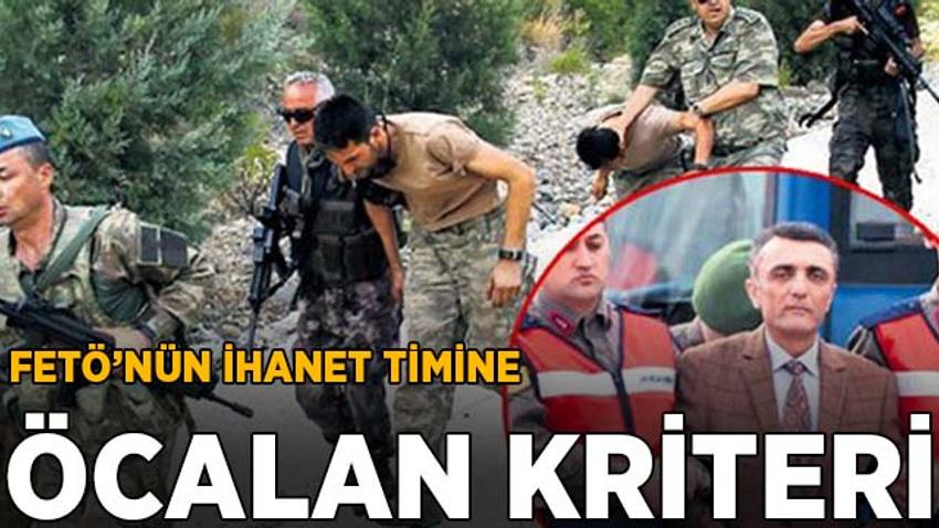 FETÖ'nün ihanet timine Öcalan kriteri!