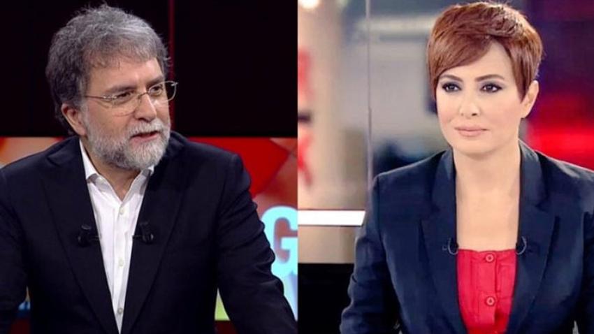 Didem Arslan'dan Ahmet Hakan hakkında çok konuşulacak iddia