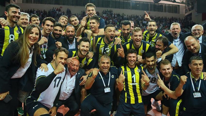 Filede şampiyon Fenerbahçe