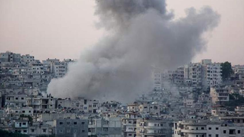 İdlib'te ölü sayısı 20'ye yükseldi