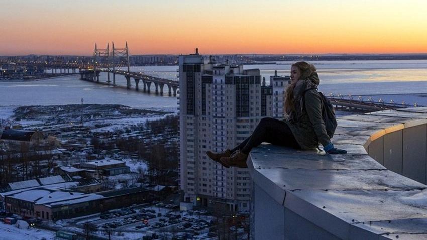 Rus internet fenomeninin feci ölümü