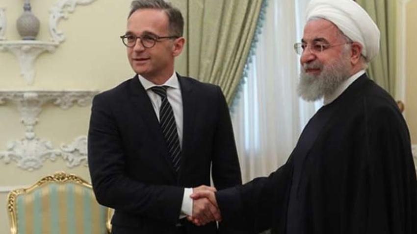 İran'dan Almanya Dışişleri Bakanı Maas'a tepki