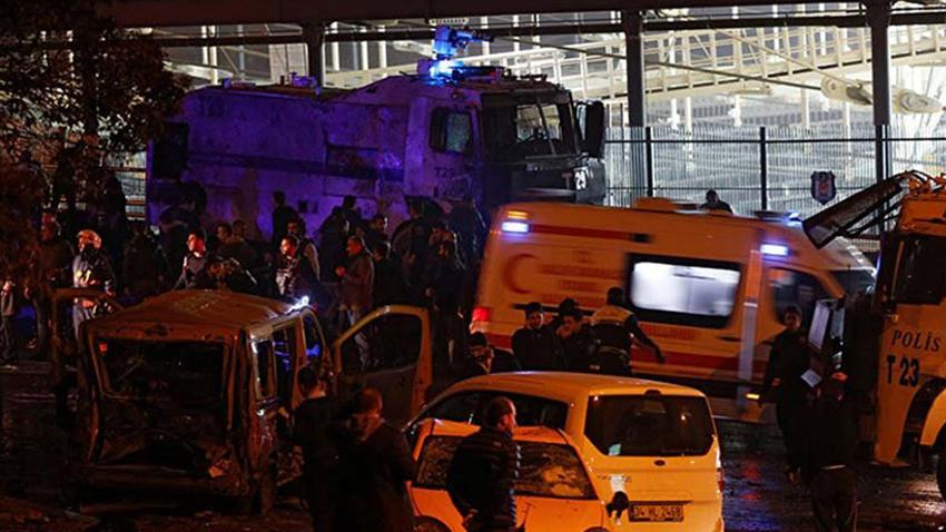 Beşiktaş'ta 46 kişinin öldüğü terör saldırısının faili yakalandı