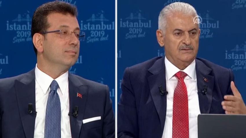 İmamoğlu'ndan Binali Yıldırım'a Anadolu Ajansı sorusu