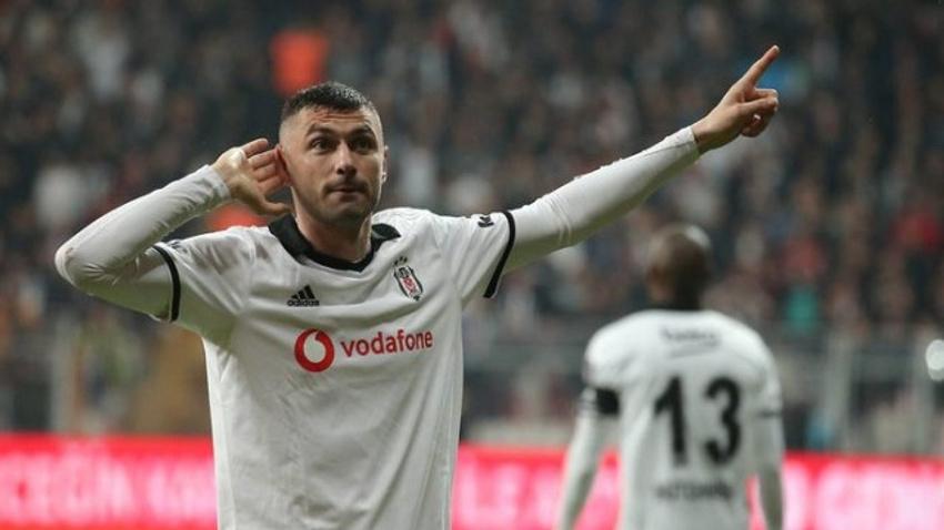 İtalyanlar Burak Yılmaz transferi için İstanbul'da!