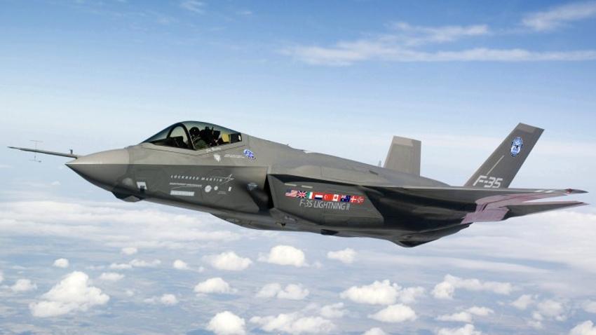 Pentagon'dan küstah F-35 açıklaması: Türk firmalara yaptırım uygularız