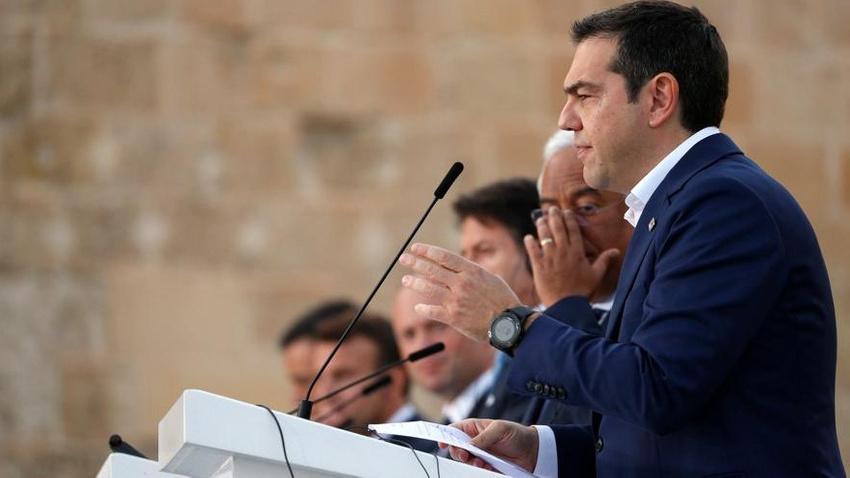Çipras Türkiye'nin Doğu Akdeniz faaliyetleri için AB'ye ağladı