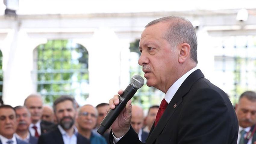 Başkan Erdoğan'dan Mursi açıklaması: Normal bir ölüm olduğuna inancım yok