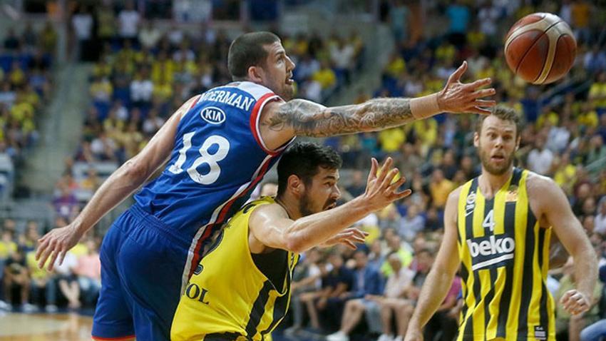 Fenerbahçe pes etmedi! Potada final serisi son maça taşındı