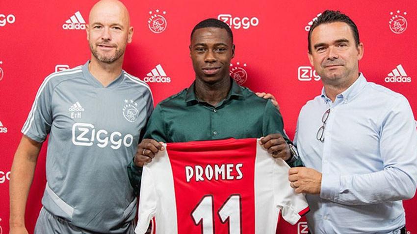 Ajax yeni yıldızını duyurdu