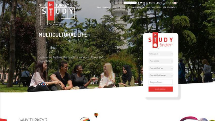 YÖK, Türk üniversitelerini dünyaya tek 'tık' ile tanıtıyor