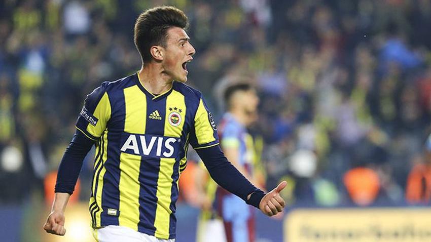 Eljif Elmas'tan flaş Fenerbahçe sözleri!