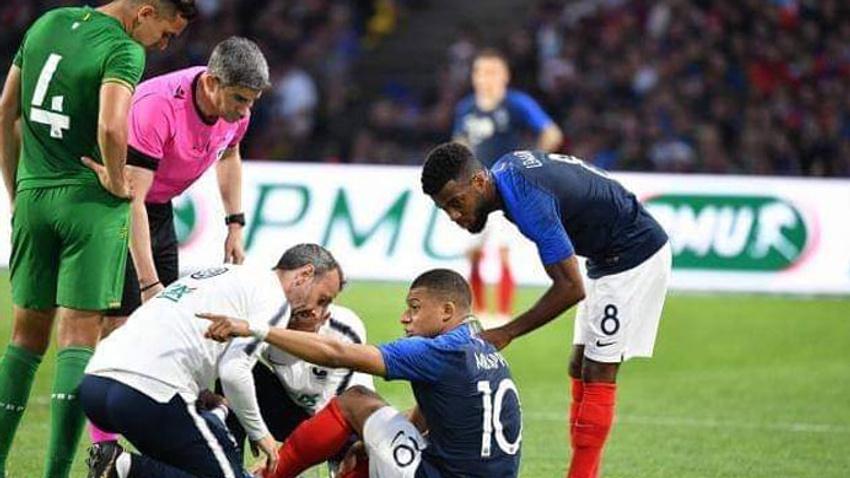 Türkiye maçı öncesi Fransa'da Mbappe şoku!