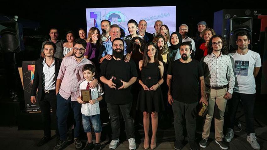 '16. Geleceğin Sineması' ödülleri sahiplerini buldu