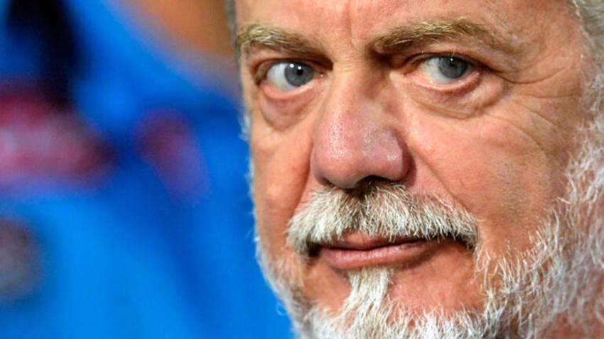 Napoli Başkanı açıkladı! Eljif Elmas...