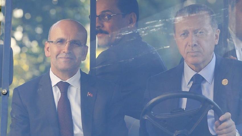 Erdoğan Mehmet Şimşek'e 'Ekonominin başına geç' mi dedi