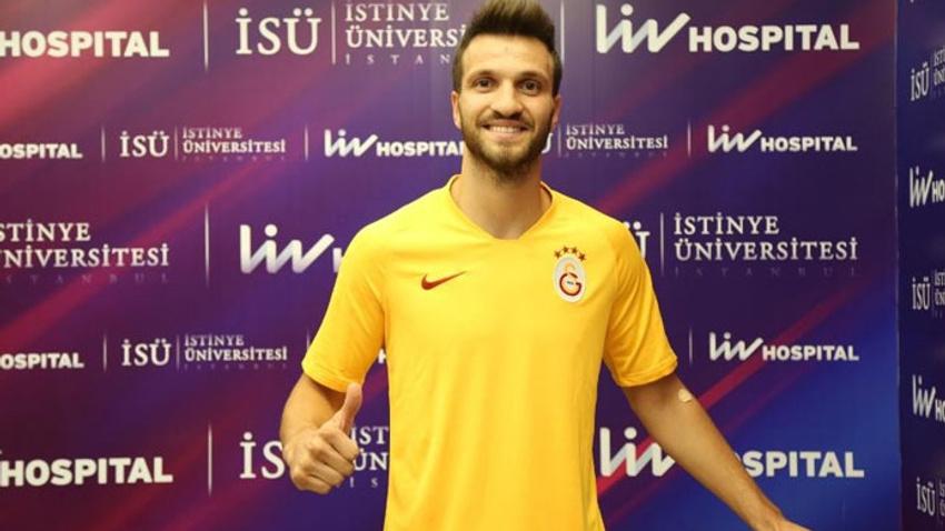 Bir transfer daha! Galatasaray, kadrosuna kattı