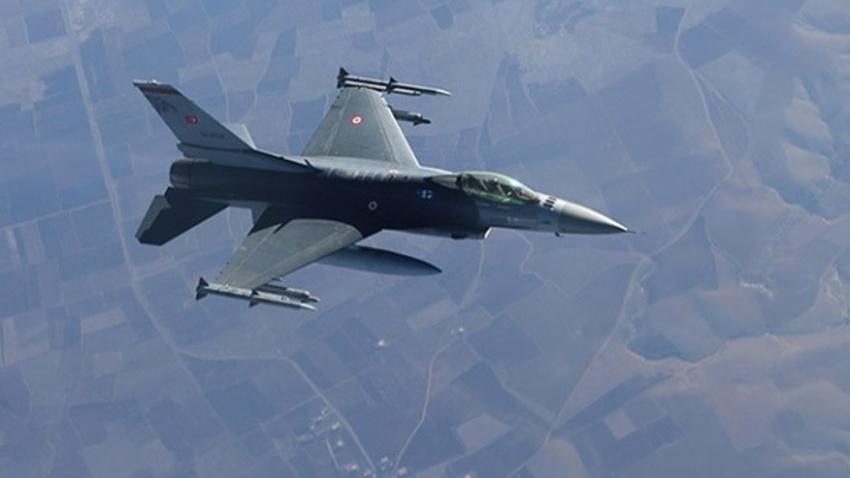 Metina ve Gara'ya hava operasyonu: 6 terörist etkisiz
