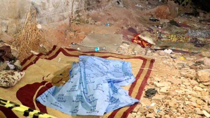 Sokak yatağında ölü bulunan adamın cebinden 2.5 lira çıktı