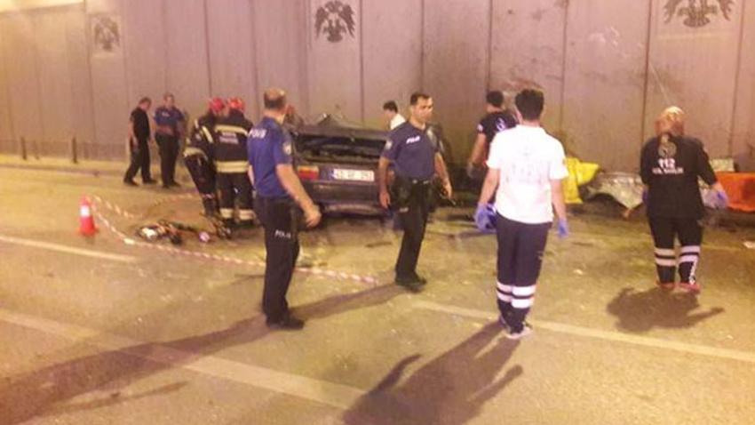 Konya'da feci kaza: 7 kişi hayatını kaybetti