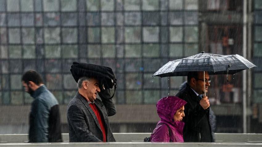 Meteoroloji'den İstanbul'a çarşamba uyarısı