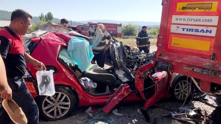 Muğla'da korkunç kaza!