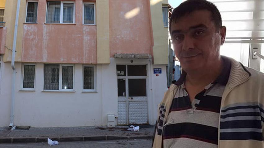 Tartıştığı komşusu 11 yerinden bıçaklayarak öldürdü