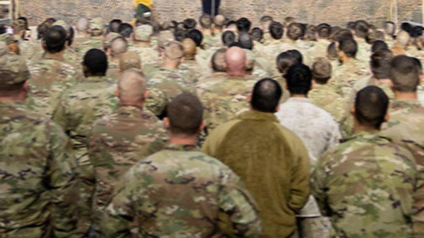 ABD askerleri müşterek harekat merkezi için Şanlıurfa'da