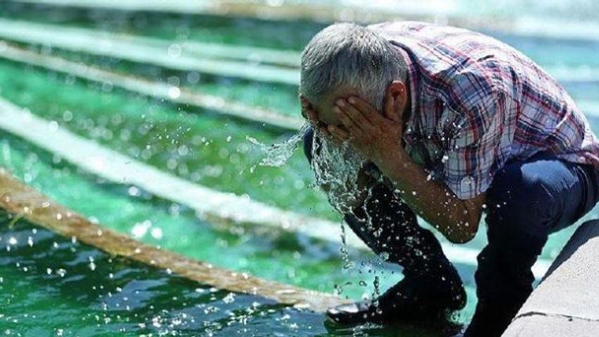 Meteoroloji'den Doğu Anadolu için 'sıcak çarpması' uyarısı