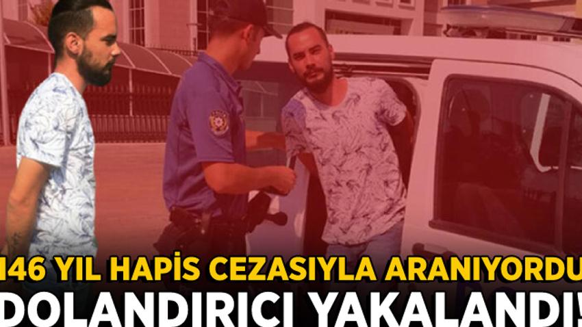 146 yıl hapis hapis cezasıyla aranan şahıs yakalandı