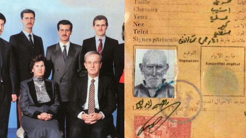 """Esad'ın kuzeni dedesinin kimliğini paylaştı: Soyadımız """"Esad"""" değil """"canavardı"""""""