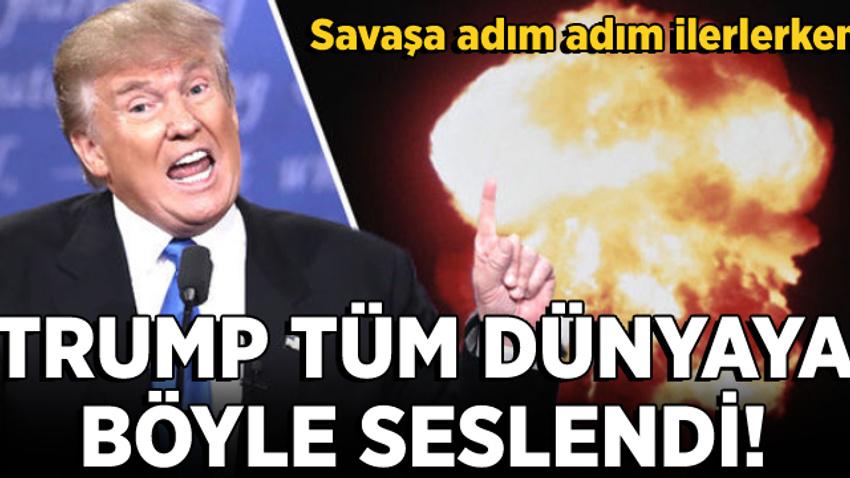 Trump'tan flaş Cammu Keşmir çağrısı!