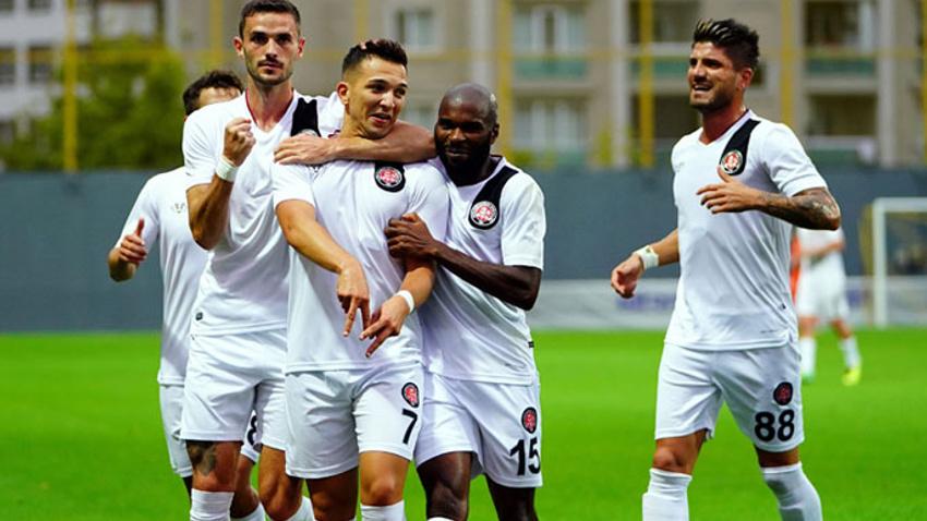 Fatih Karagümrük, Bursaspor'u üçledi