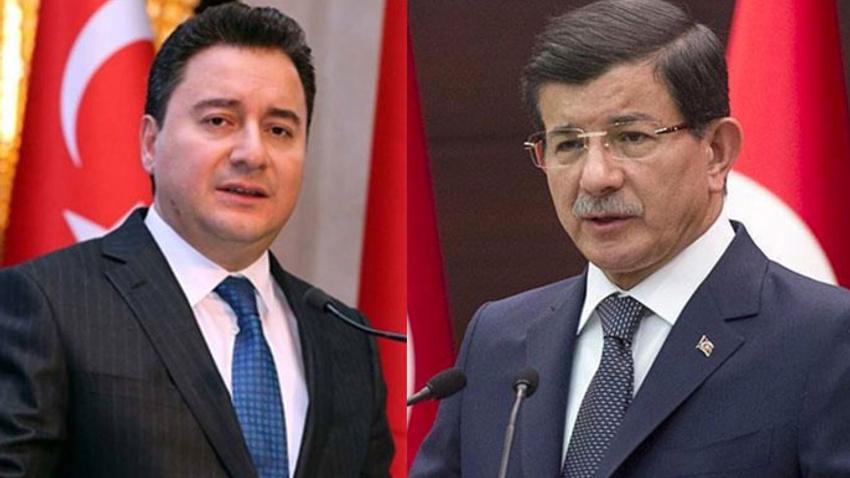 AK Parti'li eski vekilden Ali Babacan ve Ahmet Davutoğlu'na destek