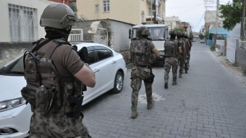 Adana'da PKK operasyonu: 23 gözaltı kararı