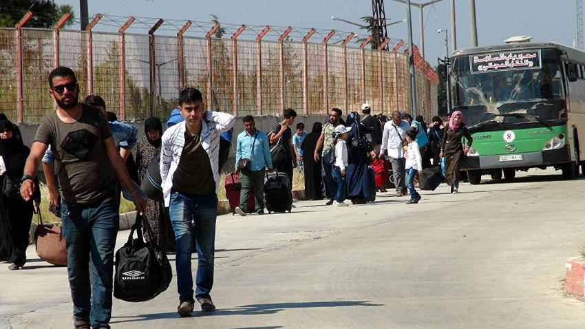 Almanya, tatil için ülkesine giden mültecileri sınır dışı edecek